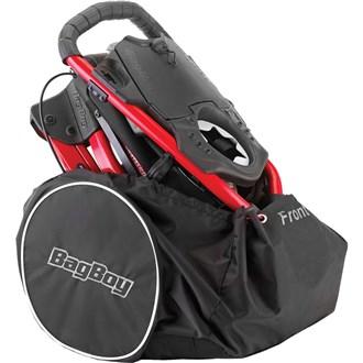 bagboy 3 wheel trolley dirt bag