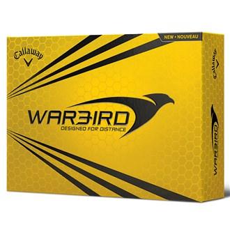 callaway warbird balls (12 balls)