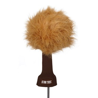 Tribble driver headcover