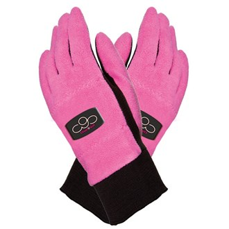 ladies fleece gloves (pair)