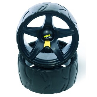 Powakaddy trolley wide wheels (pair) van kantoor artikelen tip.