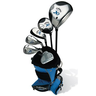 Callaway X Junior Boys Package Golf Set