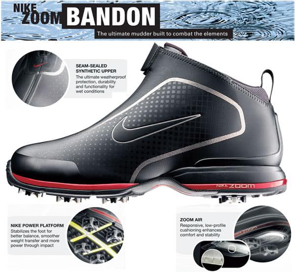 Nike Air Bandon Golf Shoes
