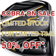 50% off on Cobra S3