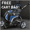 Free Motocaddy Cart Bag