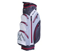 Big Max Dri Lite Golf Cart Bag 2014 (Black/White/Grey)
