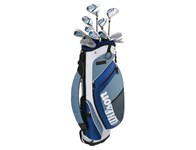 Wilson Ladies MOI Deluxe Golf Package Set (Graphite) 2013