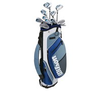 Wilson Ladies MOI Deluxe Golf Package Set 2013  Graphite