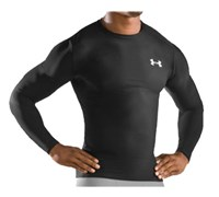 Under Armour Mens HeatGear Long Sleeve Tee 2012