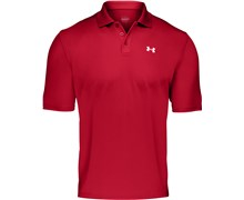 Under Armour Mens HeatGear Performance Polo Shirt 2013 (Red)