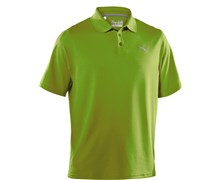 Under Armour Mens HeatGear Performance Polo Shirt 2013 (Green)