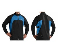 Under Armour Mens ArmourStorm ColdGear Jacket (Black/Blue)