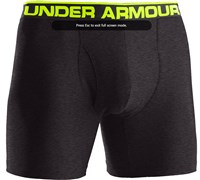 Under Armour Mens The Original 6 Inch Boxer Jock 2014 (Carbon Heather)