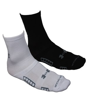 Under Armour Pro Series Crew Cut Socks (2 Pack)
