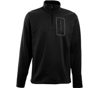 Under Armour Mens Extreme ColdGear Lite Fleece 2014 (Black/Graphite)