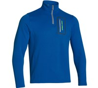 Under Armour Mens Extreme ColdGear Lite Fleece 2014 (Blue/Steel)