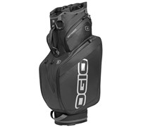 Ogio Gotham Cart Bag 2014 (Matte Black)