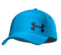 Under Armour Mens Offset Stretch Fit Cap 2014 (Electric Blue/Navy)
