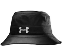 Under Armour Mens Coldblack Bucket Hat 2014 (Black/White)