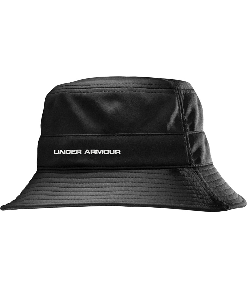 Under Armour Mens Coldblack Bucket Hat 2014 Golfonline