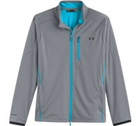 Under Armour Mens Elements Full Zip Jacket (Graphite/Alpine)