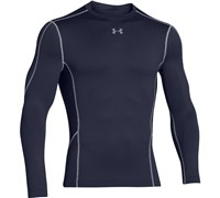 Under Armour Mens ColdGear Compression New Mock Baselayer 2014 (Midnight (Navy))