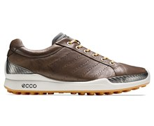 Ecco Mens Biom Hybrid Hydromax Shoes 2012  Cocoa Brown/Fanta