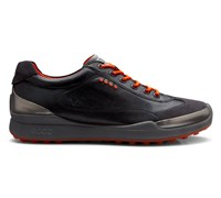 Ecco Mens Biom Hybrid Golf Shoes 2014 (Black/Fire)