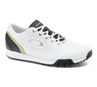 Oakley Mens Ripcord CoreFlex Golf Shoes 2014 (White/Black)