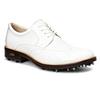 Ecco Mens New World Class Golf Shoes 2014 (White)