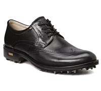 Ecco Mens New World Class Golf Shoes 2014 (Black)