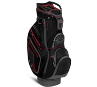 Sun Mountain C130 Cart Bag 2015 (Gunmetal/Black/Red)