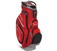Sun Mountain C130 Cart Bag 2015 (Grey/Red)