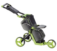 Sun Mountain Combo Golf Cart (Black/Lime)