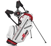 Sun Mountain H2NO Lite Stand Bag 2015 (Black/White/Red)