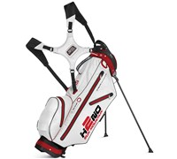 Sun Mountain H2NO Ultra-Lite Stand Bag 2015 (Black/White/Red)