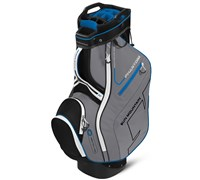 Sun Mountain Phantom Cart Bag 2015 (Black/Grey/Cobalt)