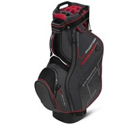 Sun Mountain Phantom Cart Bag 2015 (Black/Gunmetal/Red)