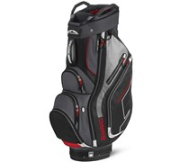 Sun Mountain Sync Cart Bag 2015 (Gunmetal/Black/Red)