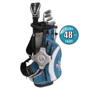 US Kids UL-48 Inch Boys 5-Club Golf Package Set