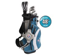 "US Kids UL-48"" Boys 5-Club Golf Package Set"