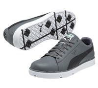 Puma Golf Clyde Spikeless Shoes 2013 (Castlerock/Black)