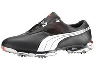 Puma Zero Limits Golf Shoes (Black/White) 2013
