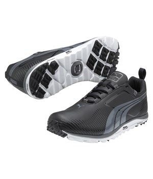 Puma Golf Faas Lite Spikeless Shoes (Black/Castlerock)
