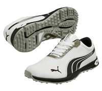 Puma Golf BioFusion Spikeless Shoes 2014 (White/Black)
