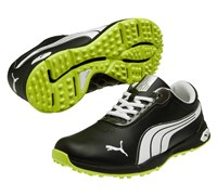 Puma Golf BioFusion Spikeless Shoes 2014 (Black/White)