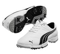 Puma Golf Fusion Sport Shoes 2014 (White/Black)