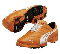 Puma Golf Fusion Sport Shoes 2014 (Orange/White)