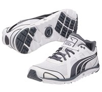 Puma Golf Faas Lite Mesh 2.0 Golf Shoes 2014 (White/Turbulance)