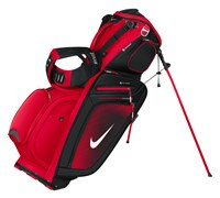 Nike Performance Hybrid Carry Stand Bag 2014 (University Red/White)